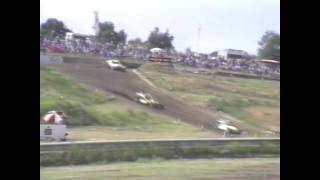 Autocross DM Mölln 1994 - 1600 Spezialcross Finale