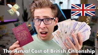 Video The Actual Price of British Citizenship MP3, 3GP, MP4, WEBM, AVI, FLV Januari 2019