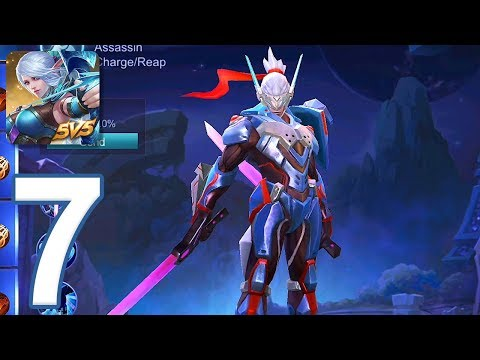 Mobile Legends: Bang Bang - Gameplay Walkthrough Part 7 - Ranked (iOS, Android)