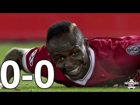 Liverpool Vs Porto 0-0  Champions League 06/03/2018