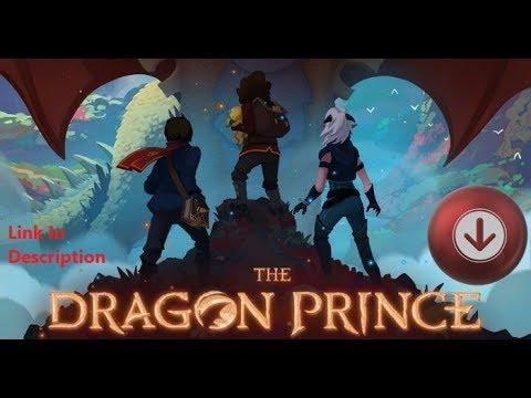 "How to Download ""The Dragon Prince"" Netflix Series | The orginal Netflix Series | MSFBD"