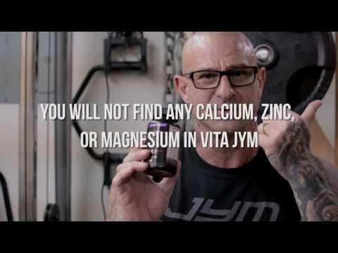 Vita JYM: The Multivitamin for Athletes
