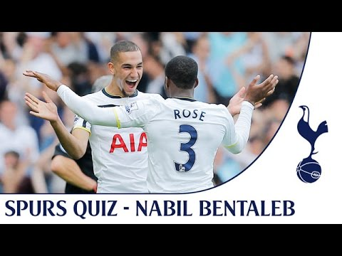 Video: What would you like to know about Nabil Bentaleb?