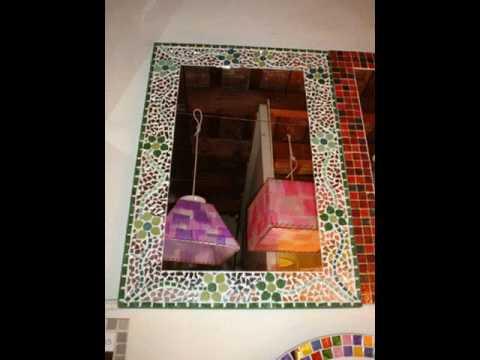Vitrales modernos bogota videos videos relacionados for Espejos decorativos modernos bogota