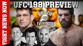 UFC 198 Preview: Demian Maia vs. Matt Brown, Brazil vs. Everybody on Fight News Now by Fight Network
