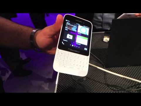 黑莓機 BlackBerry Q5 上手