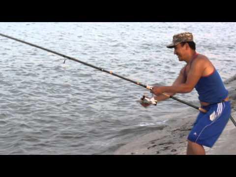 рыбалка в юко
