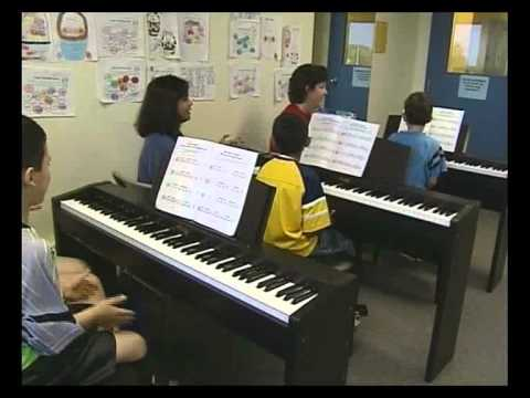 Group Piano Lessons With Parents.flv