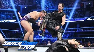 Nonton Breezango vs. The Vaudevillains - 10-on-10 Survivor Series Qualifier: SmackDown LIVE, Nov. 8, 2016 Film Subtitle Indonesia Streaming Movie Download