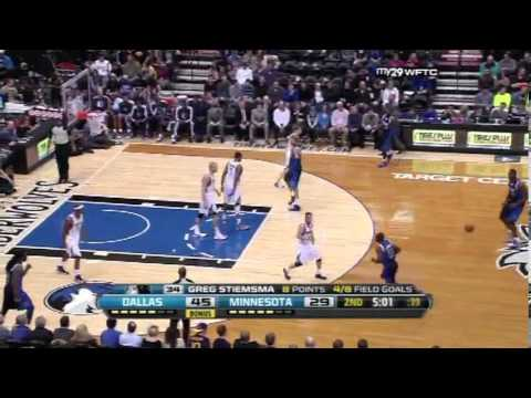 OJ Mayo's Turnover vs. Mavs