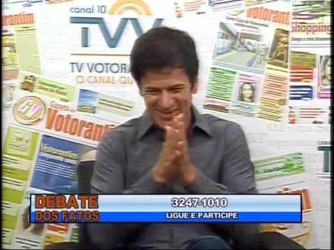 Debate dos fatos na TV Votorantim 14 10 2014