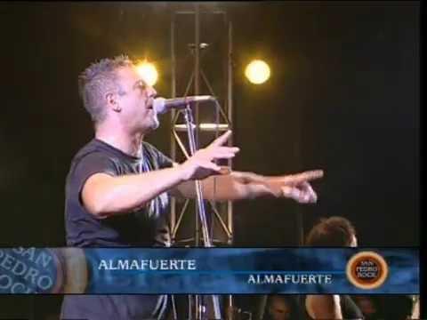 Almafuerte video Almafuerte - San Pedro Rock II / Argentina 2004