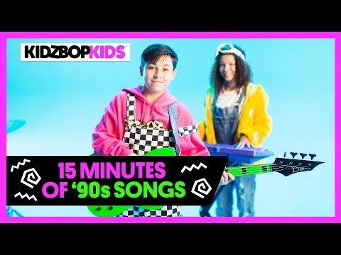 KIDZ BOP Kids – Whoomp! (There It Is), Mmmbop, & other top '90s Songs [15 minutes]