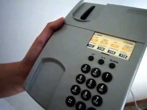 SIEMENS EUROSET 802 (GREY): Terminal Telefónico Analógico