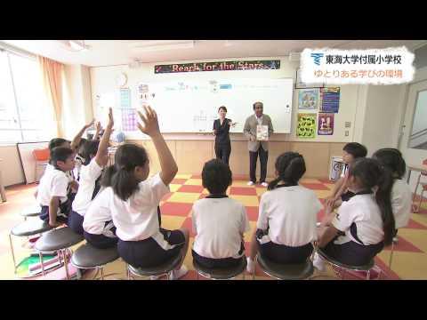 東海大学付属小学校・幼稚園 フィラー