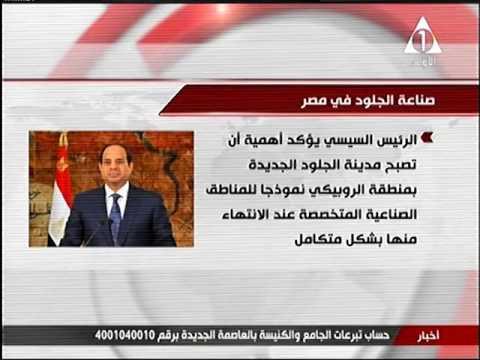الرئيس السيسي يجتمع بالدكتور هشام عرفات وزير النقل لبحث خطة تطوير السكك الحديدية والطرق والكبارى