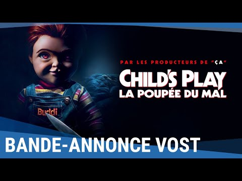 Child's Play : La Poupée du Mal - Bande-annonce VOST