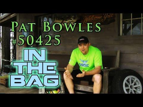 IN THE BAG — PAT BOWLES