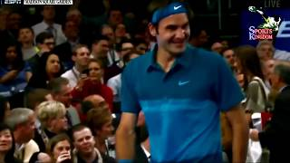 Video TOP 10 Most Funniest Fans Interactions In Tennis History | HD MP3, 3GP, MP4, WEBM, AVI, FLV Juni 2018