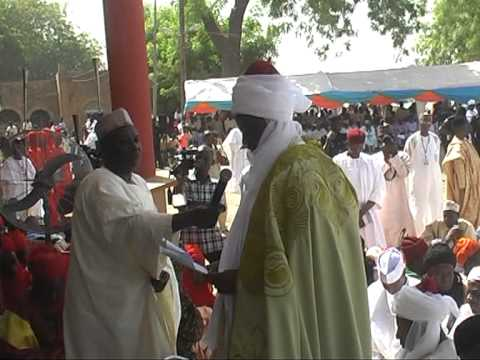 Turbaning Ceremony Tambarin Adamawa,Fulfulde Documentary 2