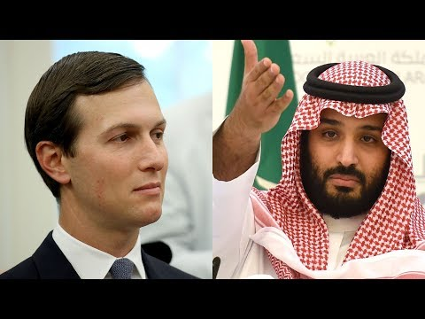 Does Kushner's bond with Saudi crown prince complicate U.S. response to Khashoggi disappearance?