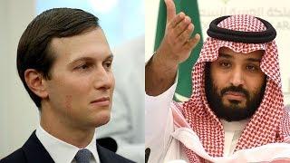 Does Kushner's bond with Saudi crown prince complicate U.S. response to Khashoggi disappearance?