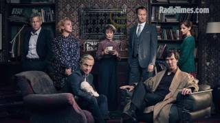 Mark Gatiss speaks about his plans to reunite Benedict Cumberbatch and Martin Freeman, but warns that the series is at least two years away
