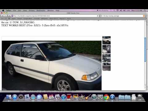 Craigslist Cars For Sale In Merced Ca Autos Post
