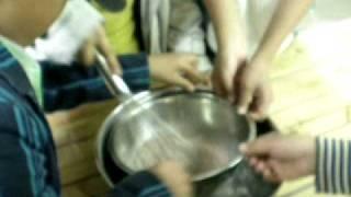 Yeoju-gun South Korea  City pictures : Making Ice Cream