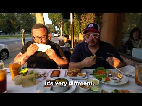 Tripping Kosher: Beverly Hills Thai Kosher