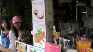 Weekend Market In Bangkok, Chatuchak Market ... By Razvan Pascu