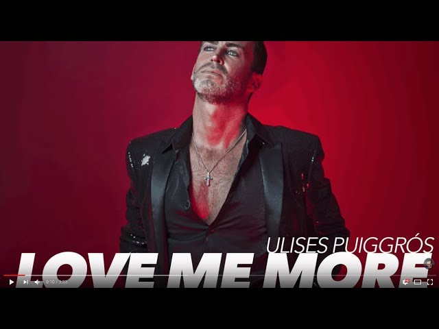 Love me more Remix ft Ulises Puiggrós