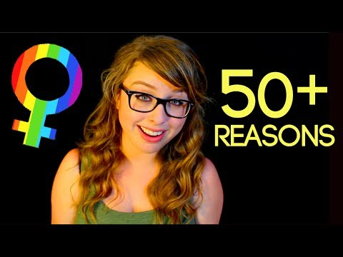 51 Reasons to be a FEMINIST