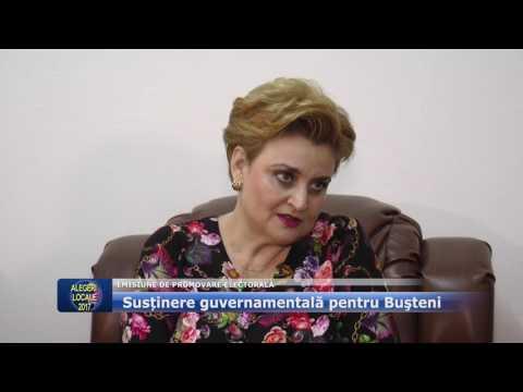 Emisiune electorala – ALDE Busteni