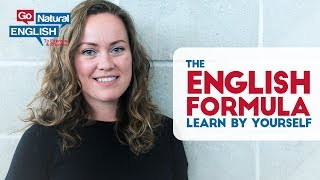 HOW TO LEARN ENGLISH FLUENTLY EASILY  FAST BY YOURSELF �
