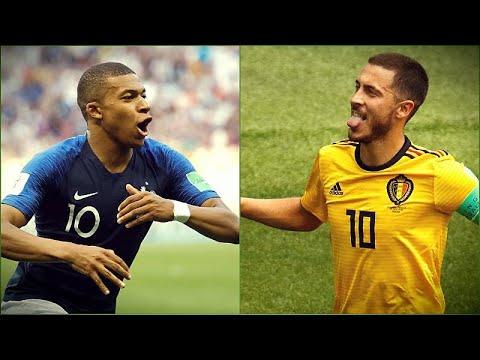 Μουντιάλ 2018: Γαλλία – Βέλγιο με έπαθλο μια θέση στον τελικό…