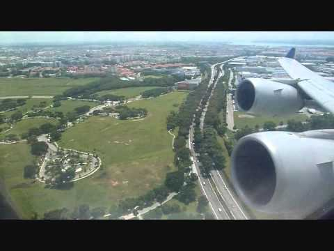 SQ22: From Singapore to New York - Longest NONSTOP commercial passenger flight with Airbus A340-500