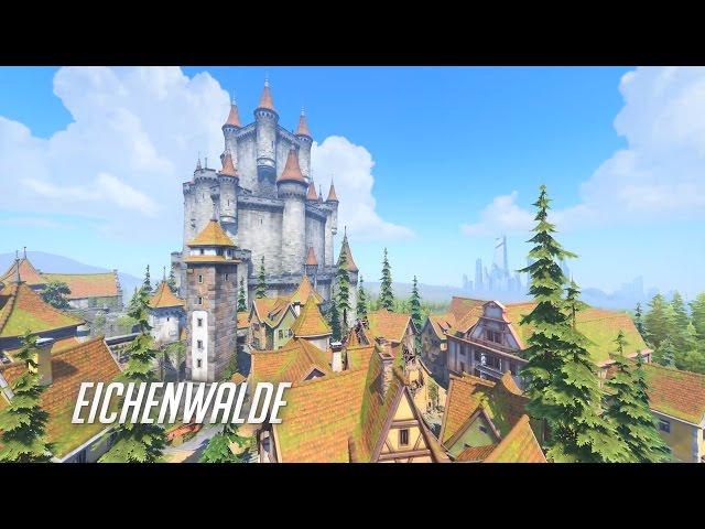 Eichenwalde | Avance Nuevo Mapa | Overwatch (ES)