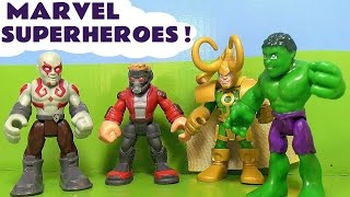 Marvel Superheroes!