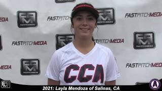 Layla Mendoza
