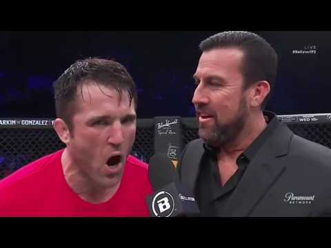 Chael Sonnen - Funny interview post fight vs Rampage Bellator 192