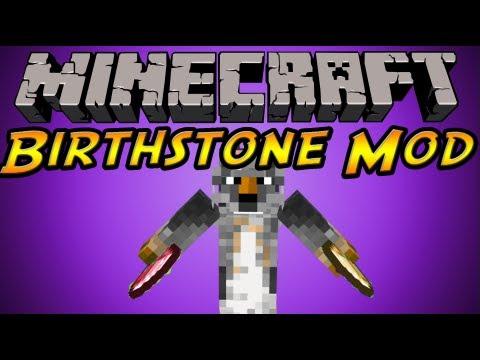 Minecraft: BirthStone Mod!