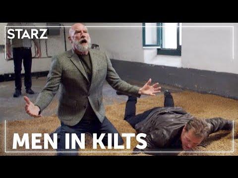 'New Home' Ep. 1 Clip | Men in Kilts | STARZ