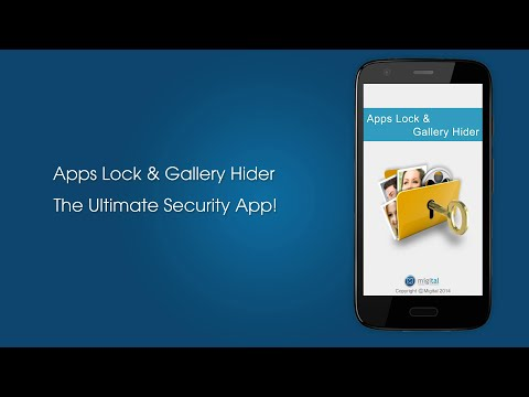 Video of Apps Lock & Gallery Hider