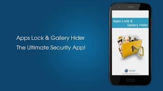 Apps Lock & Gallery Hider YouTube video