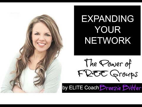 Expanding Your Network: The Power of FREE Groups