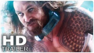 Video AQUAMAN: 7 Minute Extended Trailer (2018) MP3, 3GP, MP4, WEBM, AVI, FLV Desember 2018