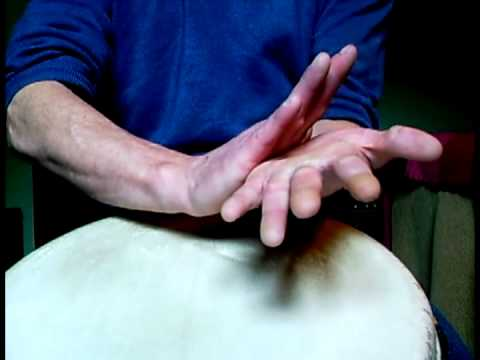 Djembe Lesson for Beginners : Simple but effective tone exercise