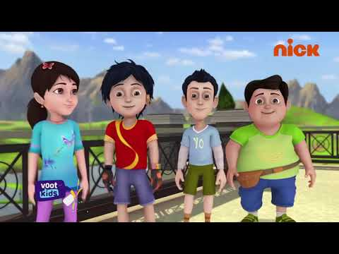 Shiva | The Arrogant Kung Fu Fighter | Download The Voot Kids App Now