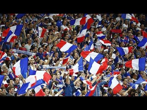 Euro 16: Η Γαλλία πανηγυρίζει τη νικηφόρα έναρξη των «Μπλε»